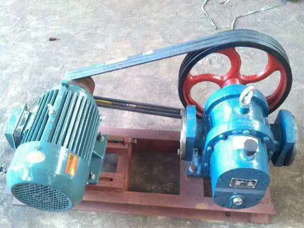 四川KCB55齿轮油泵