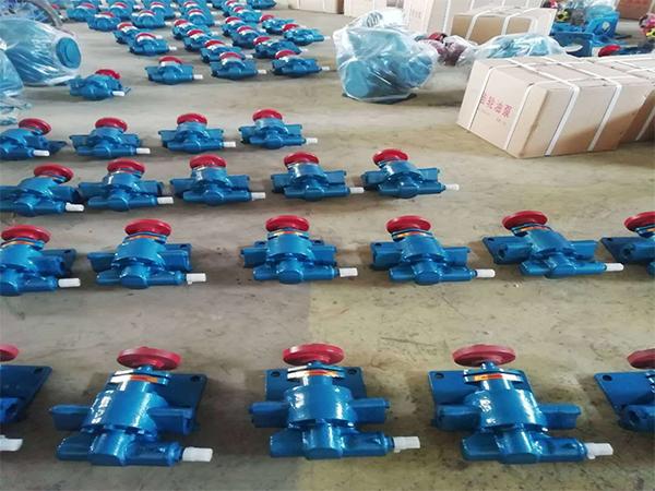 四川CY100齿轮油泵