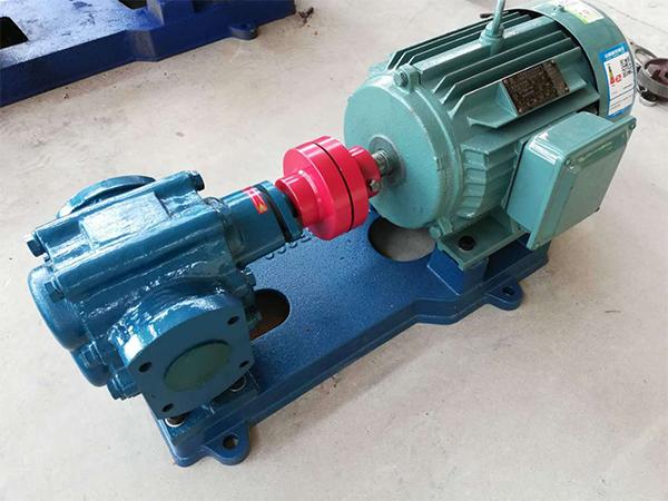 四川齿轮油泵
