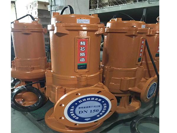 潜水泵选型