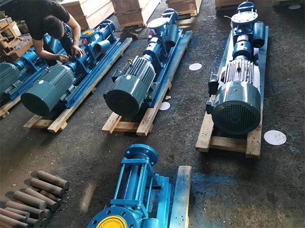 电动排污螺杆泵
