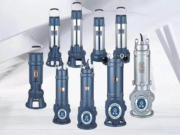 自耦潜水泵