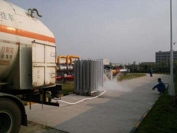 遂宁天然气管道氮气置换