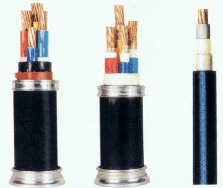 VLV22(铝芯聚氯乙烯绝缘钢带铠装聚氯乙烯护套电力电缆)