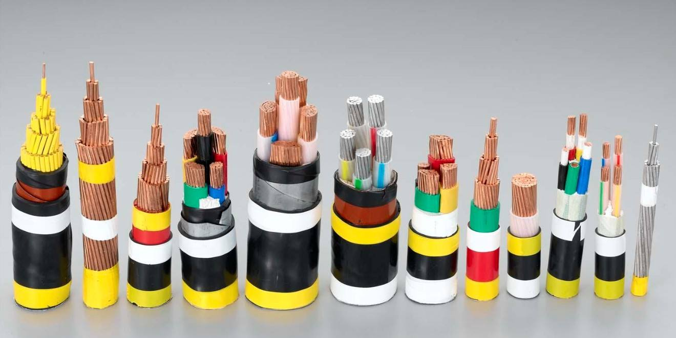 YJV系列 0.6/1KV交联聚乙烯绝缘电力电缆