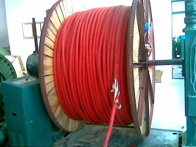 硅橡胶电缆YGC