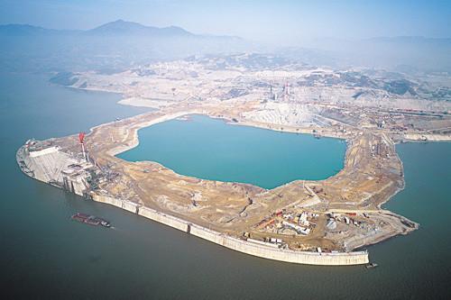 中国长江三峡工程