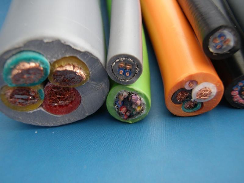 橡套电缆规格型号