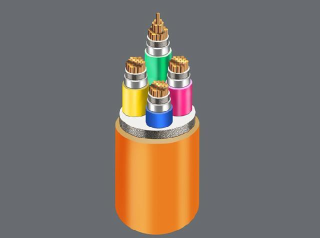 NG-A(BTLY)柔韧防火电缆