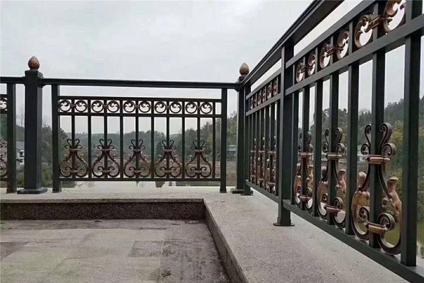 绵阳阳台铝艺护栏