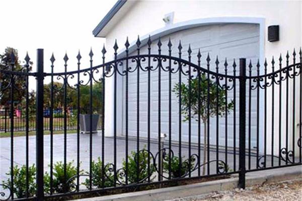 绵阳锌钢围墙护栏