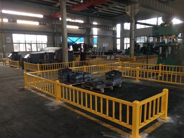 厂内铝艺护栏