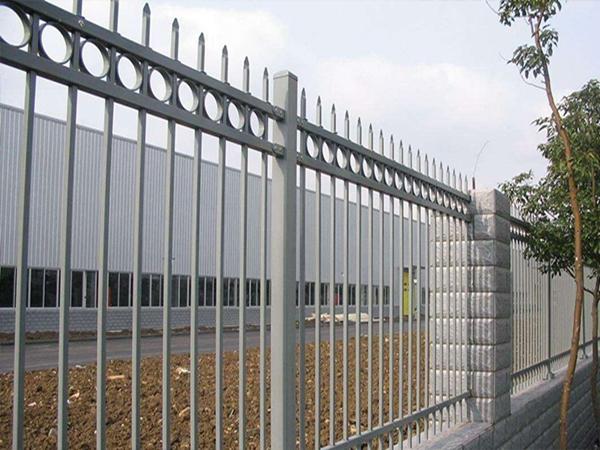 绵阳厂房锌钢护栏