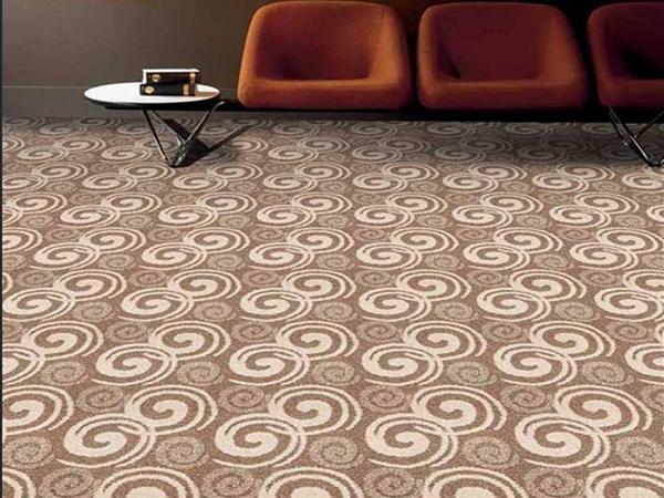 羊毛地毯在酒店中应用多吗