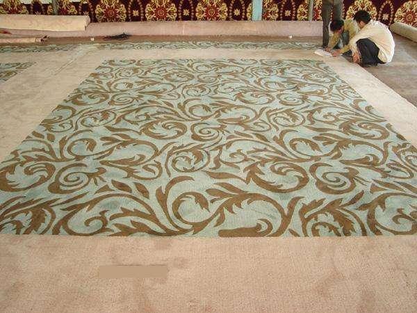 酒店如何选择地毯的厚度?