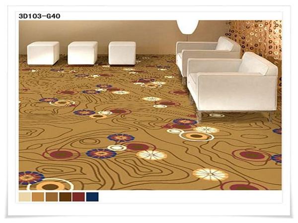 从家居装修新风格走向来了解地毯的选择