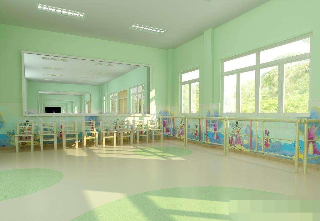 医院也可以使用PVC地板胶