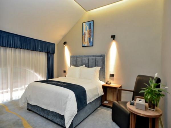 绵阳酒店地毯案例【亦烜轻奢酒店】