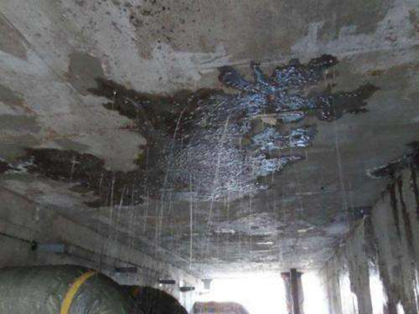 地下室停车场堵漏