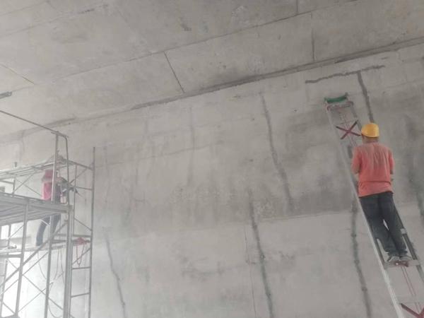 混凝土裂缝修复