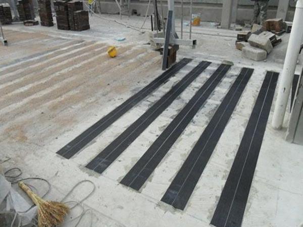 粘鋼碳纖維加固