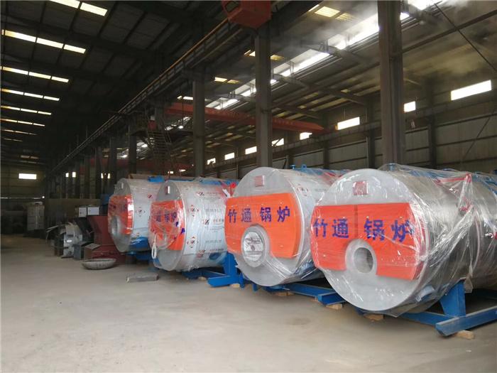 自贡2吨燃气蒸汽锅炉的商家谈CWNS燃气热水锅炉的特点