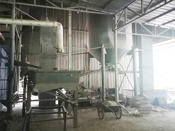 石英砂加工设备