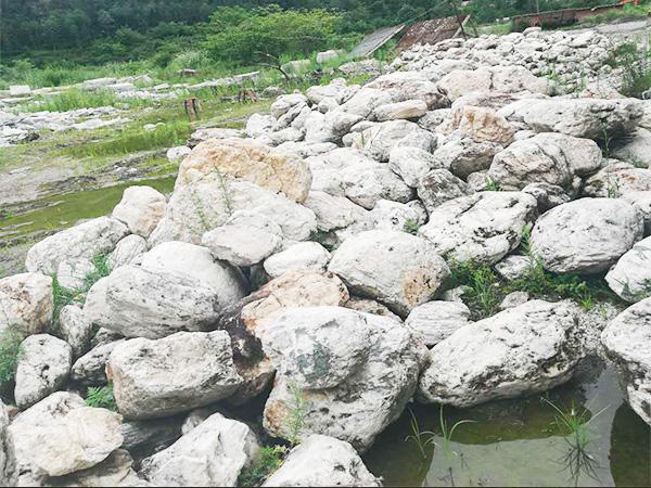 石英砂石材