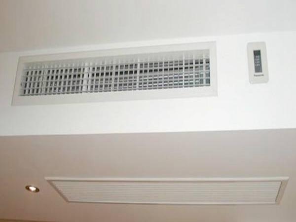 约克风管式中央空调