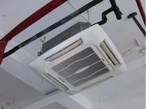 约克吸顶式中央空调