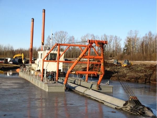 绞吸式挖泥船-zt 09