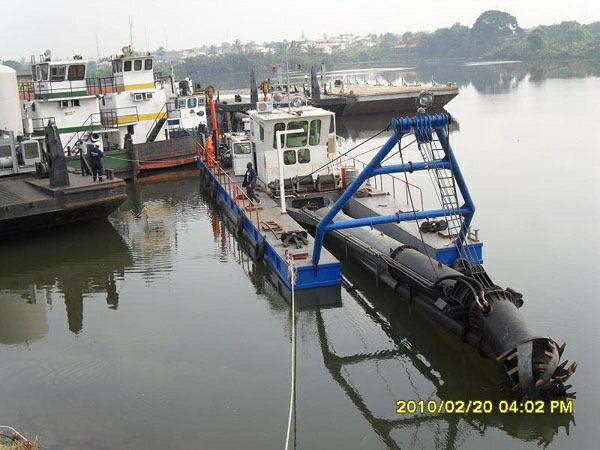 绞吸式挖泥船-zt 06