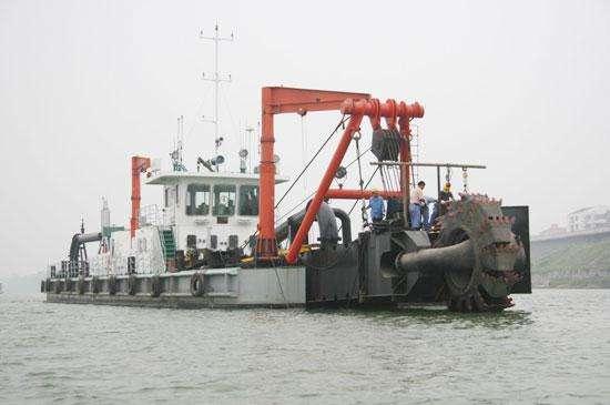 绞吸式挖泥船-zt 04