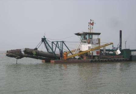 绞吸式挖泥船-zt 03