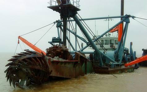 绞吸式挖泥船-zt 02
