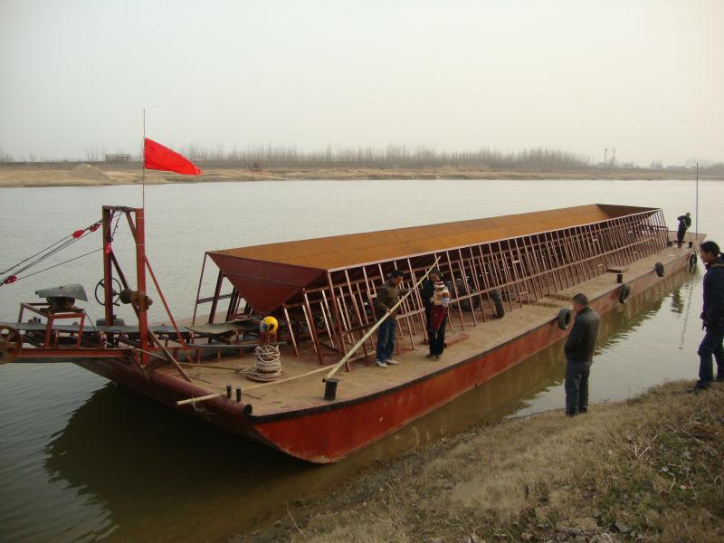 运沙船-zt 06
