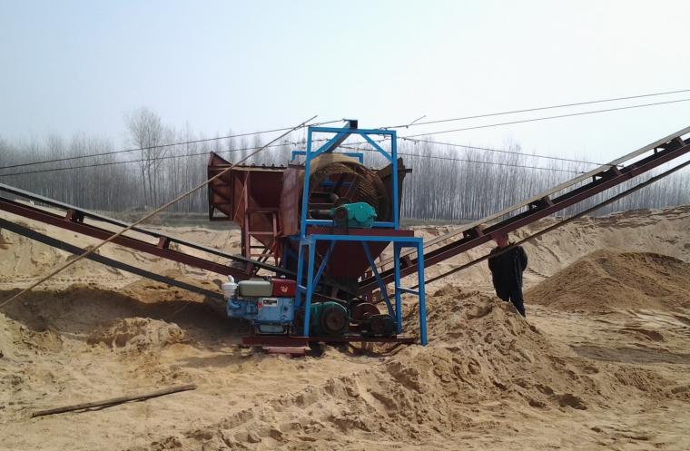 筛沙设备-zt 11