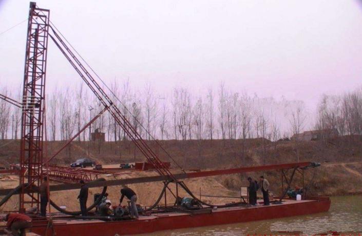 钻探式抽沙设备-zt 08