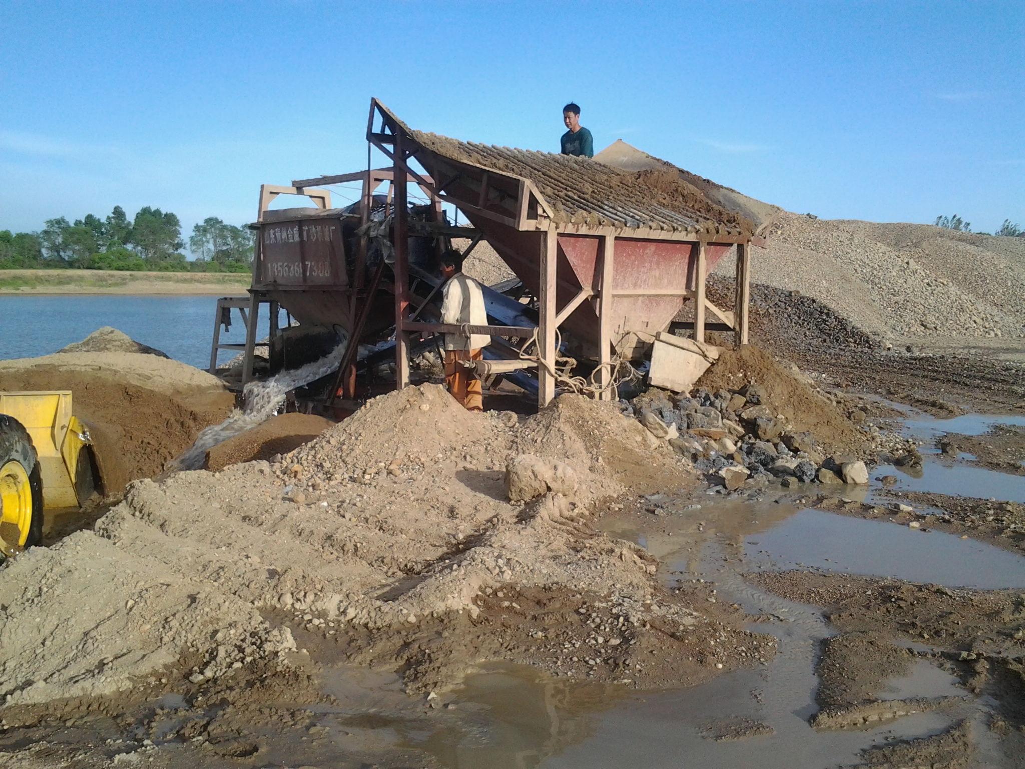 洗沙设备-zt 12