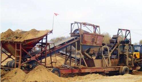 洗沙设备-zt 10