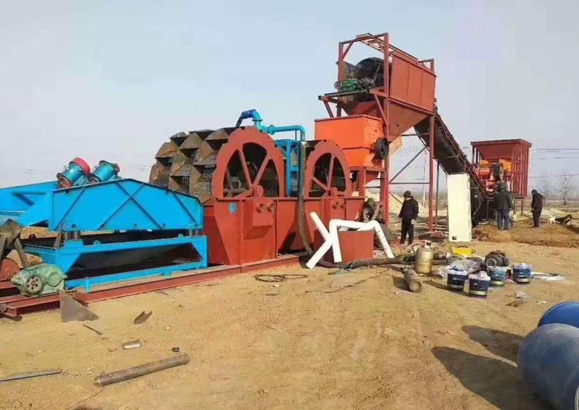 细沙回收机01