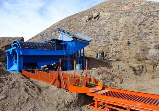關于淘金選礦機械的功能有哪些