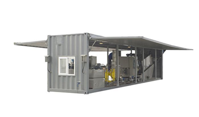 液壓展翼集裝箱