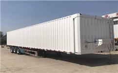 展翼式集装箱