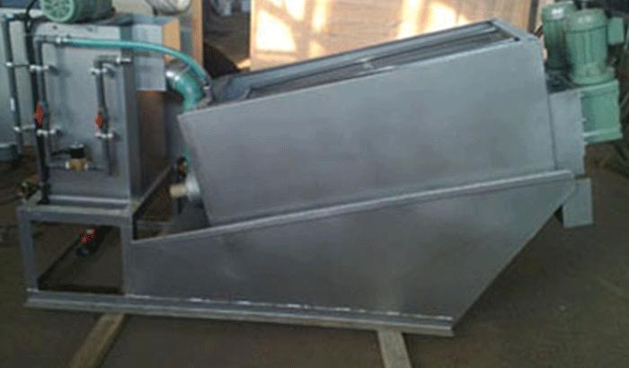 疊螺污泥濃縮機