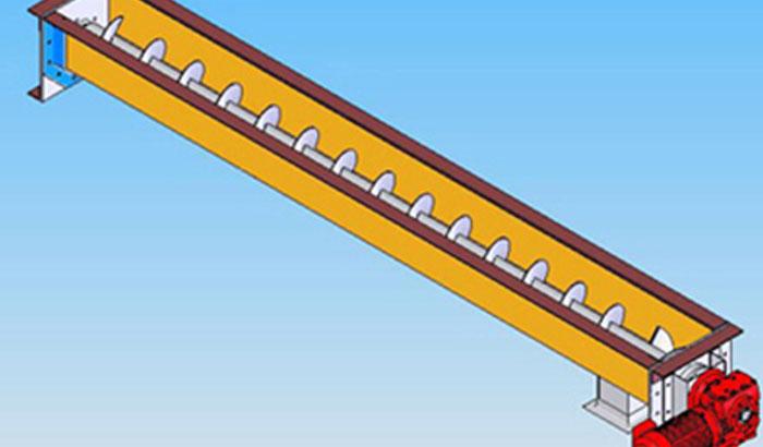 垂直螺旋輸送機