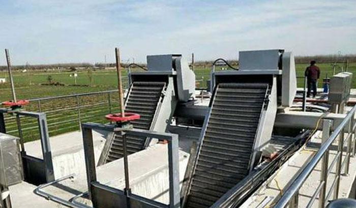 FHG-反捞式格栅除污机