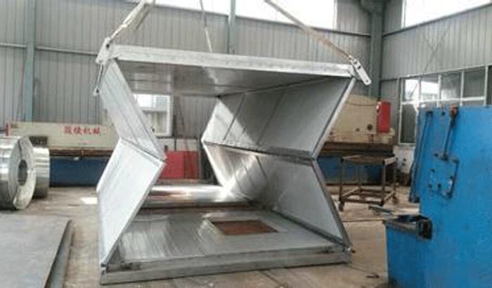 折疊式集裝箱
