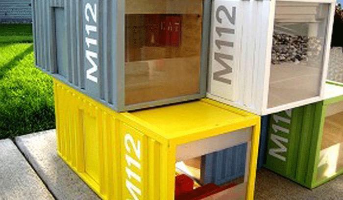 框架集裝箱