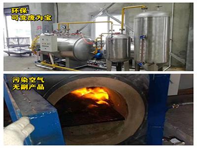 云南养猪场放弃焚烧炉选择湿化机的原因